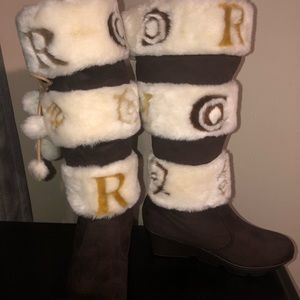 RocaWear Brown Winter Boots